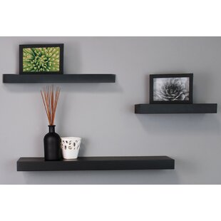 wall & display shelves you'll love | wayfair.ca 3 Wall Shelves