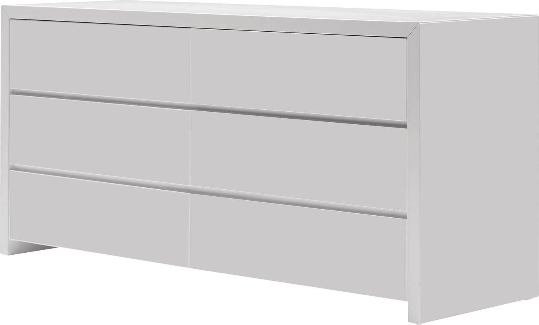 Great Blanche 6 Drawer Dresser