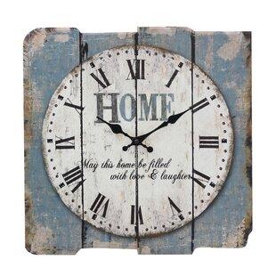 Pettine Farmhouse Wall Clock