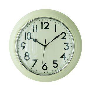 Unique Kitchen Wall Clocks | Wayfair.co.uk