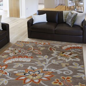 rugs for the living room. Selina Tufted Brown Area Rug Rugs You ll Love  Wayfair