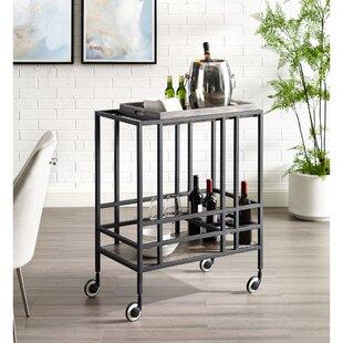 Hopkins Serving Bar Cart