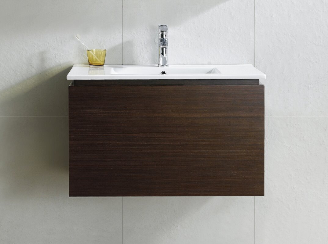"Bathroom Vanities Lexington Ky fine fixtures lexington 32"" single vanity & reviews 