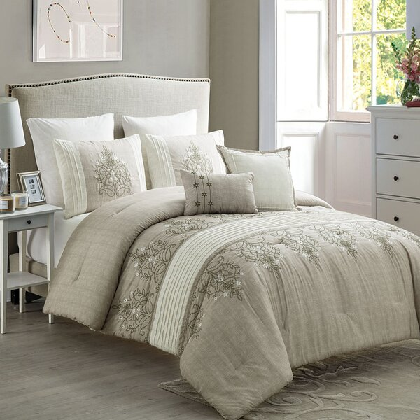 World Menagerie Ruppe 7 Piece Comforter Set Amp Reviews