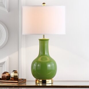 Sage green table lamp wayfair save aloadofball