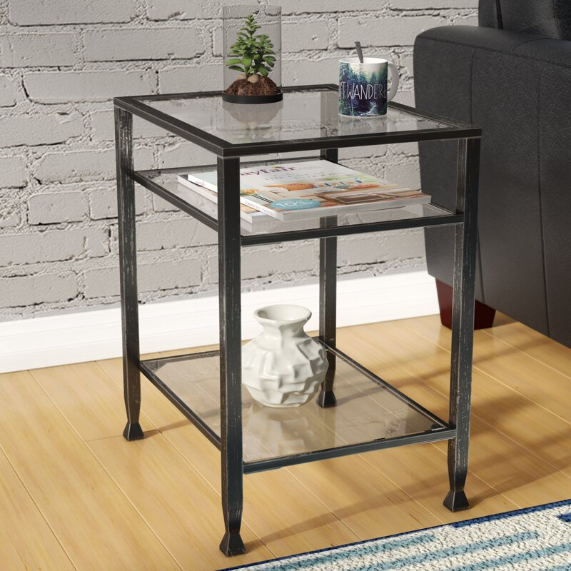Mercury Row Collingdale End Table Reviews Wayfair