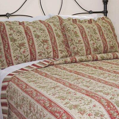 Ticking Stripe Quilt | Wayfair : ticking quilt - Adamdwight.com
