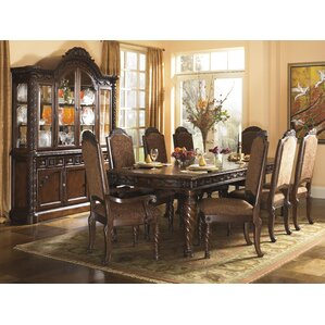Castlethorpe 9 Piece Dining Set by Astoria Grand