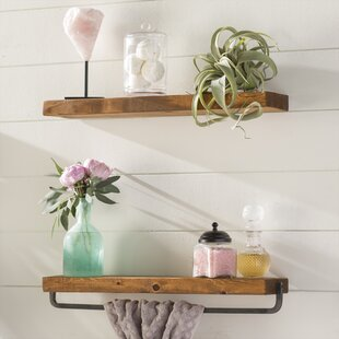 Beautiful Open Kitchen Wall Shelves | Wayfair