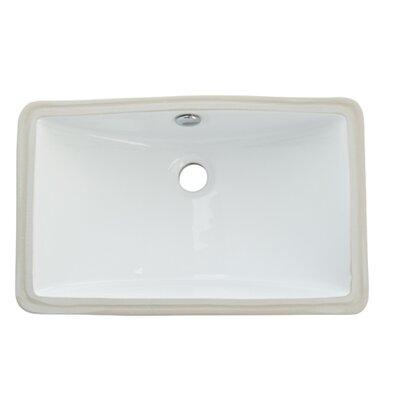 Find The Perfect Rectangular White Undermount Sinks Wayfair