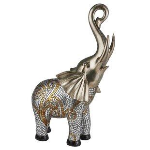 6e4b0c432 Garret Decorative Elephant Figurine