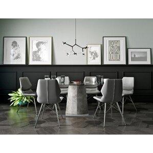 Anastasia Contemporary 7 Piece Dining Set
