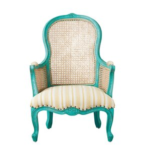 La Belle Truck Ship Cane Dining Chair by ..