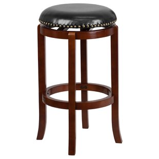 Walmond Backless 30 Swivel Bar Stool