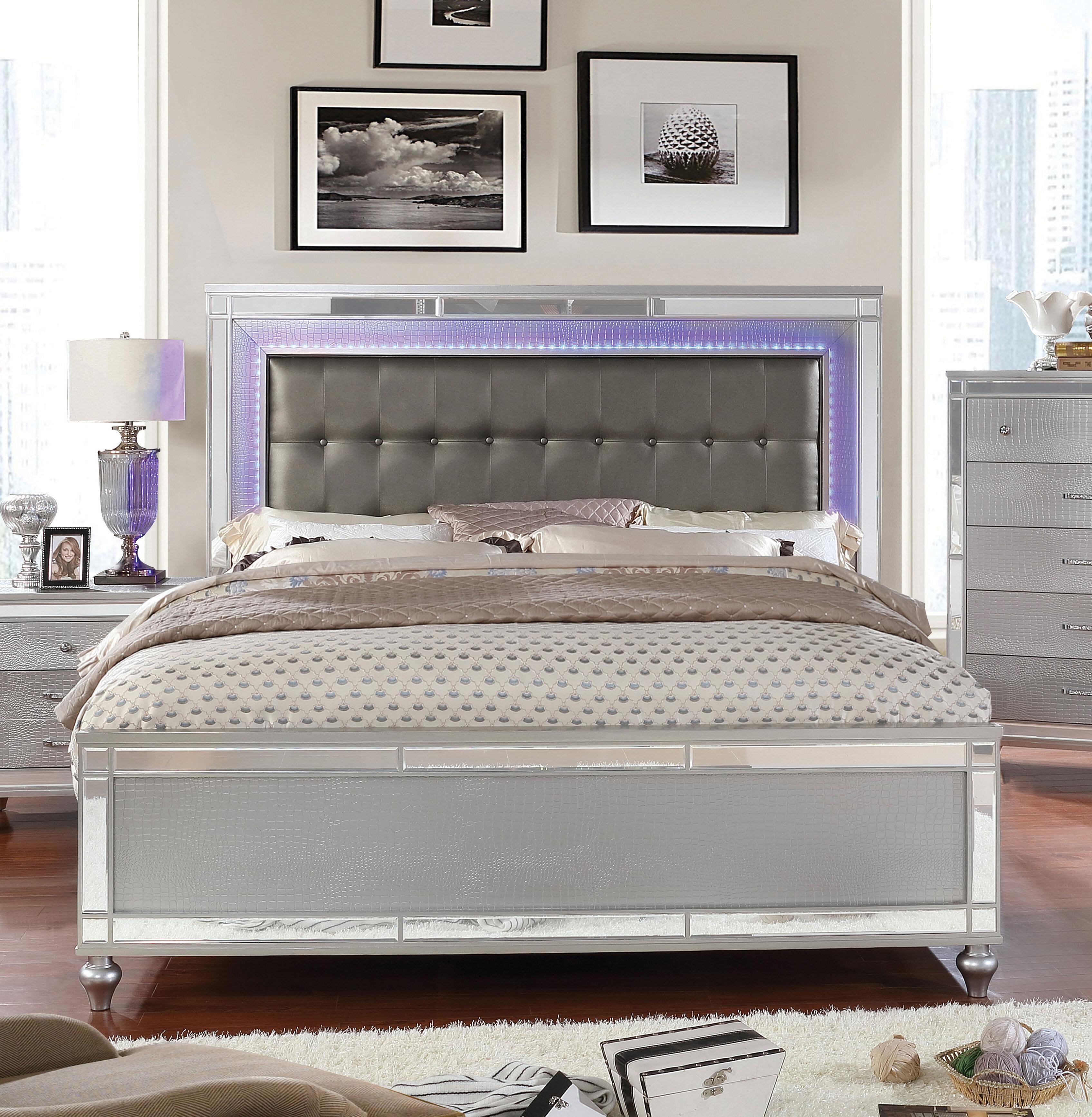 House Of Hampton Meserve Upholstered Standard Bed Wayfair