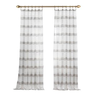 Striped Curtains Drapes Joss Main