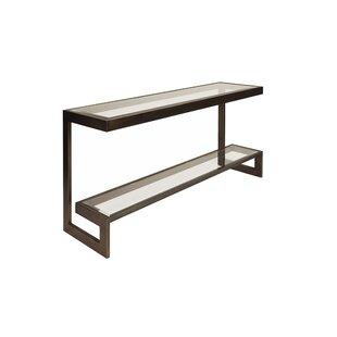 Great Narrow Low Console Table   Wayfair