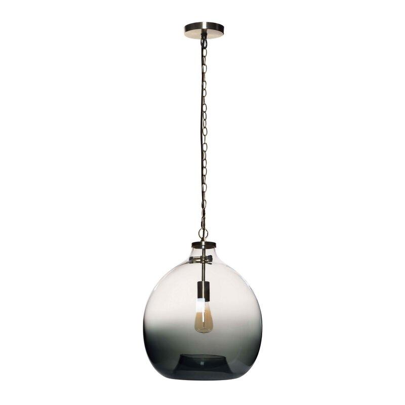 Casamotion 1-Light Globe Pendant