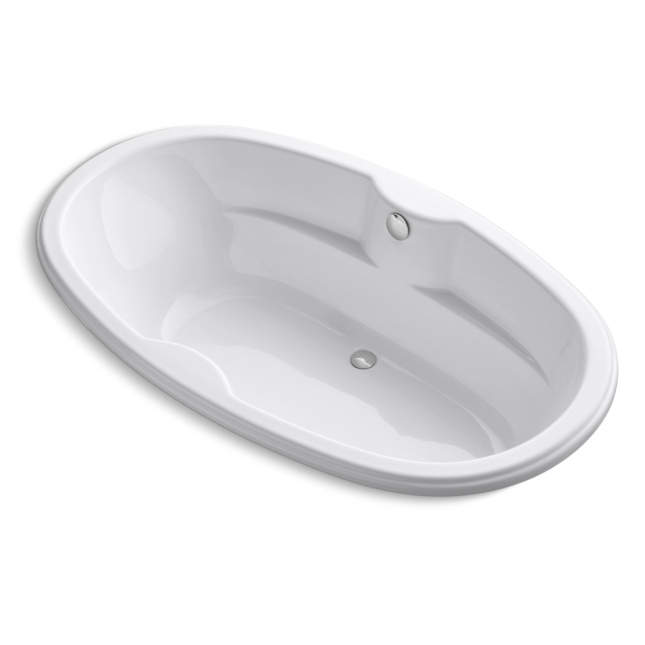 garden shipping overstock ove free home wyndham today product bathtubs freestanding marilyn decors bathtub