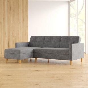Hide A Bed Sectional | Wayfair