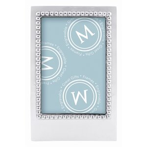 Statements Blank Picture Frame