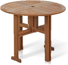 Wooden Solid Wood Garden Furniture Youll Love Wayfaircouk