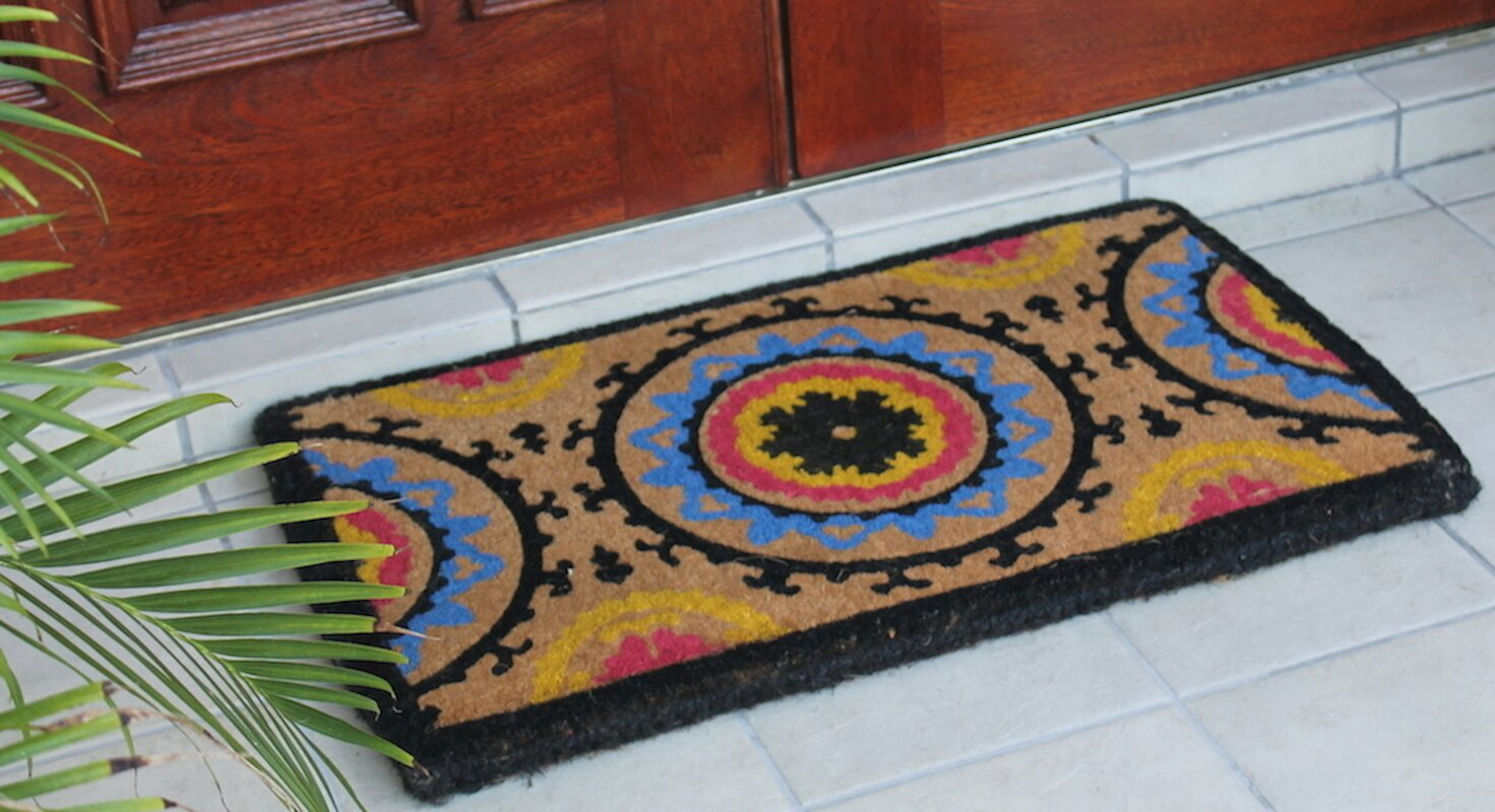 A1 Home Collections LLC First Impression Doormat & Reviews | Wayfair