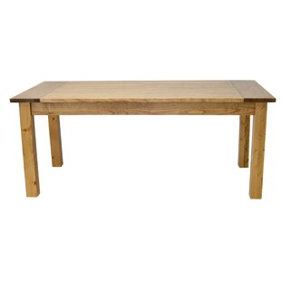 Entrada Solid Wood Dining Table