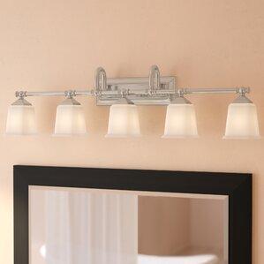 adelphi 5light vanity light - Vanity Light Bar