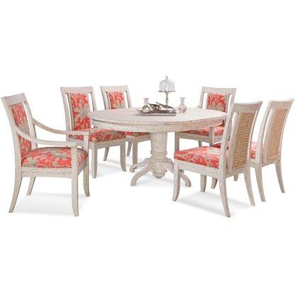 Francesco Molon Eclectica Beech Upholstered Dining Chair Perigold
