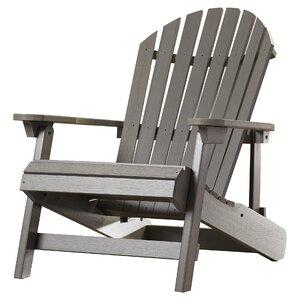 Amiya Folding & Reclining Adirondack Chair