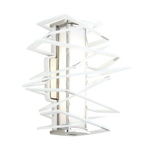 Tantrum 1 Light Wall Sconce