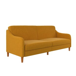 Mustard Color Sofa | Wayfair