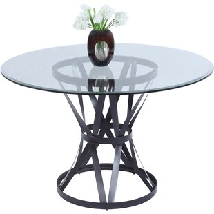 Winnie Metal Base Dining Table