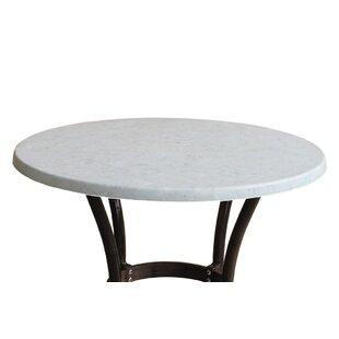 Attirant Round Stone Table Top | Wayfair