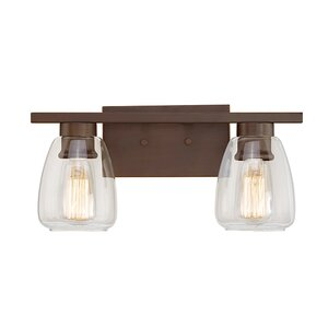Back Bay 2-Light Vanity Light