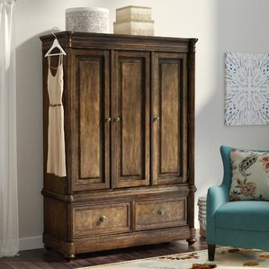 Finnegan TV-Armoire by Three Posts