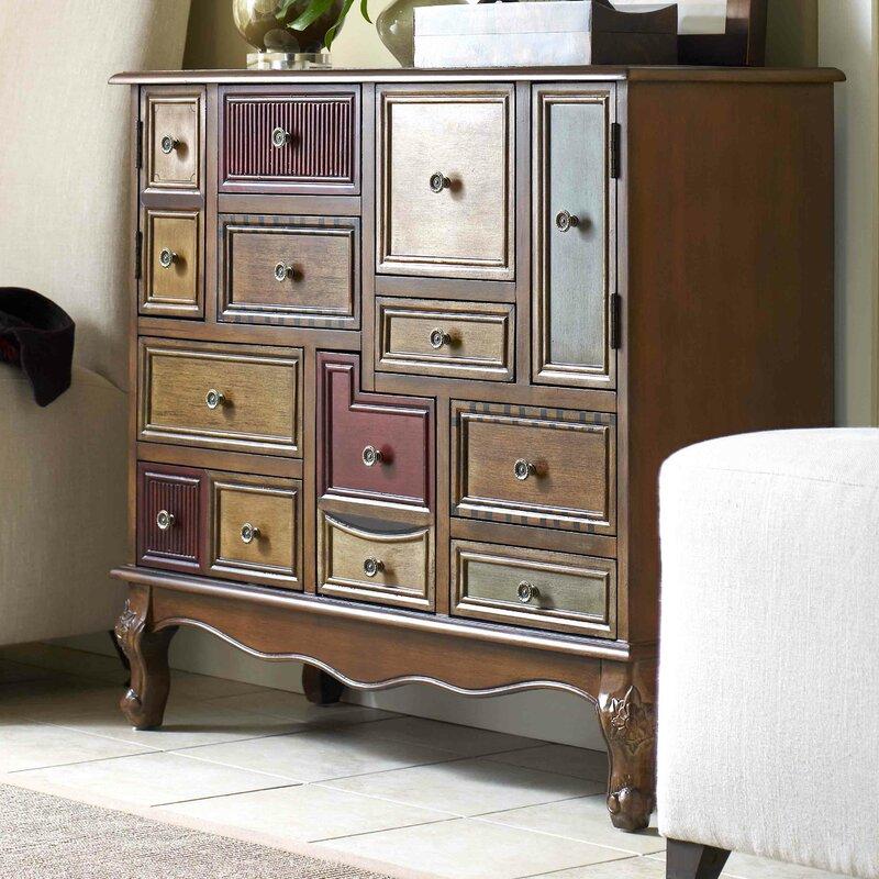 One Allium Way Francesca 9 Drawer Cabinet Amp Reviews Wayfair
