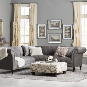 Lark Manor Awa Turenne Sectional Collection Image