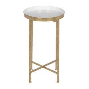 small round accent table Round Accent Table White | Wayfair small round accent table