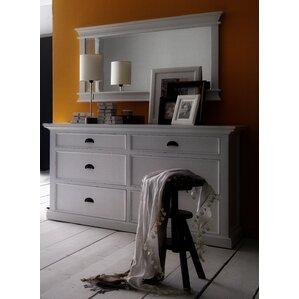 Amityville 6 Drawer Dresser by Beachcr..
