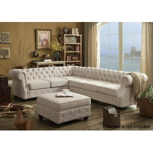 Olivia Sectional Collection by Mulhouse Furniture