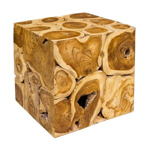 Beistelltisch Cube von Indien-Haus