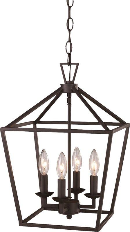 Laurel foundry modern farmhouse carmen 4 light pendant reviews carmen 4 light pendant mozeypictures Choice Image