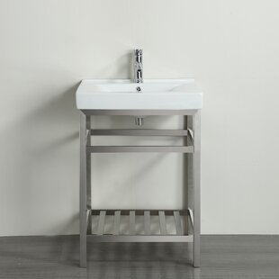 Stainless Steel Single Vanities