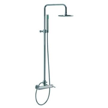 Fima by Nameeks Spillo Wall Mount Thermostatic Shower Faucet with ...