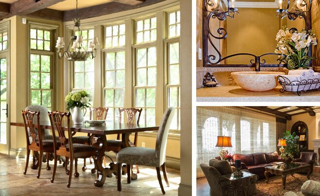 Learn How To Decorate Any Room In Home Tuscan Style With The ...