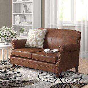 Leather Sofas Armchairs Chesterfield Sofas Wayfair Co Uk