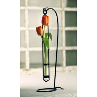 Florence Glass Hanging Wall Vase