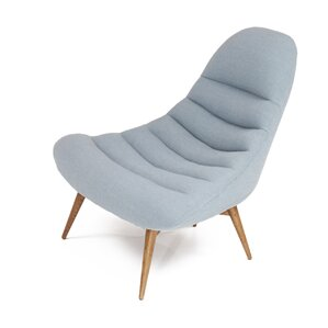 Christine Lounge Chair by Corrigan Studio